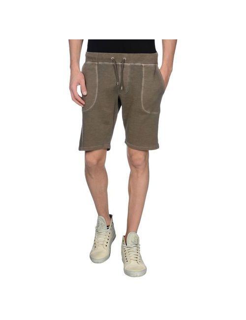 Woolrich | Мужские Зелёные Бермуды