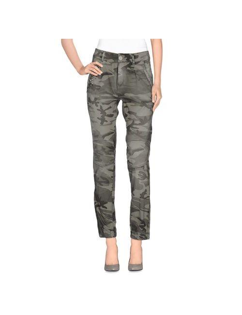 Twin-Set Jeans | Женские Серые Повседневные Брюки