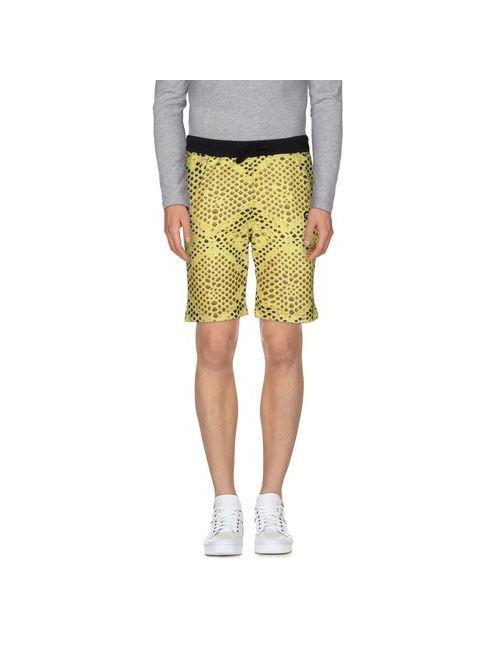Carlsberg | Мужские Жёлтые Бермуды