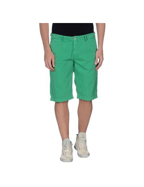 40Weft | Мужские Зелёные Бермуды