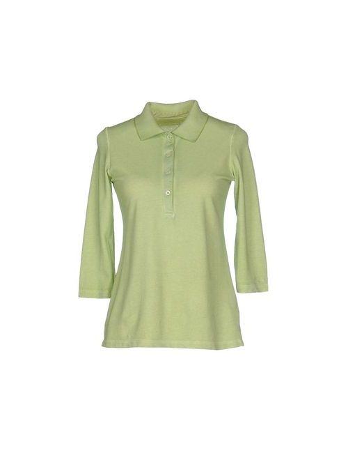 Ploumanac'H | Женское Зелёное Поло