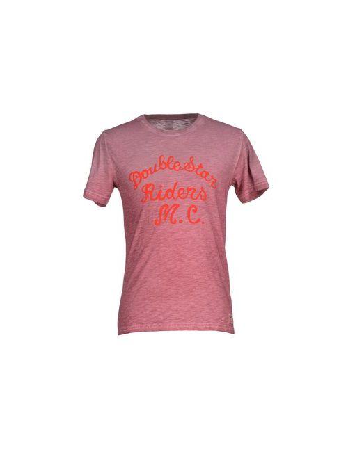 Sportswear Reg. | Мужская Розовая Футболка