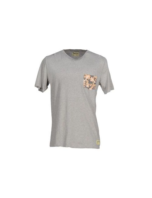 Sportswear Reg. | Мужская Серая Футболка