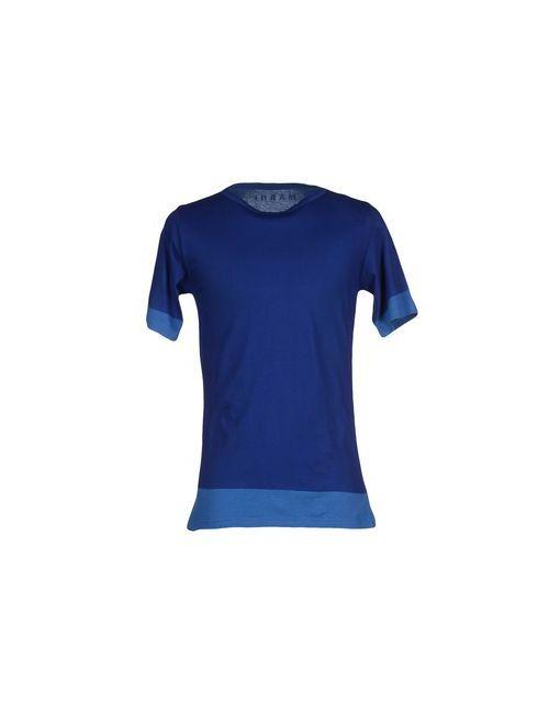 Marni | Мужская Синяя Футболка