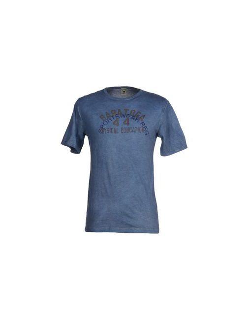 Sportswear Reg. | Мужская Синяя Футболка