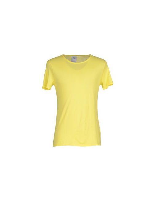 Wool & Co | Мужская Жёлтая Футболка