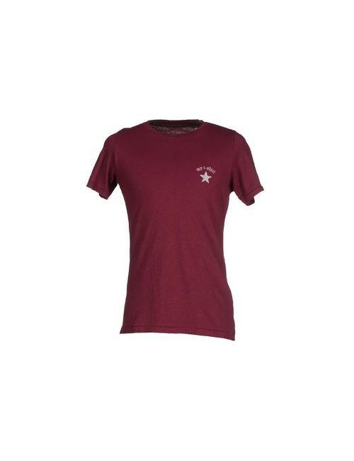 My T-Shirt | Мужская Фиолетовая Футболка