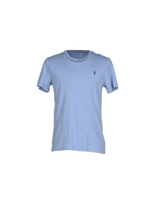 Polo Ralph Lauren | Мужская Голуба Футболка