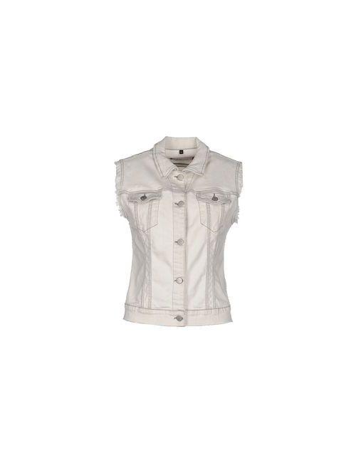 J Brand | Женская Белая Джинсовая Верхняя Одежда