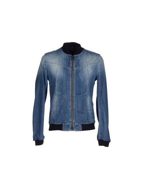 Dolce & Gabbana | Мужская Синяя Джинсовая Верхняя Одежда