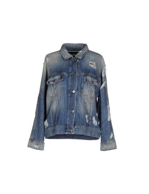 Marco Bologna | Женская Синяя Джинсовая Верхняя Одежда