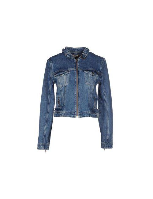 Tommy Hilfiger Denim | Женская Синяя Джинсовая Верхняя Одежда