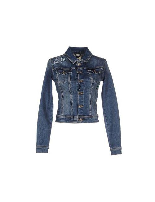 !M?Erfect | Женская Синяя Джинсовая Верхняя Одежда