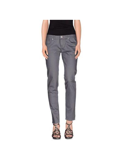 Calvin Klein Jeans | Женские Серые Джинсовые Брюки