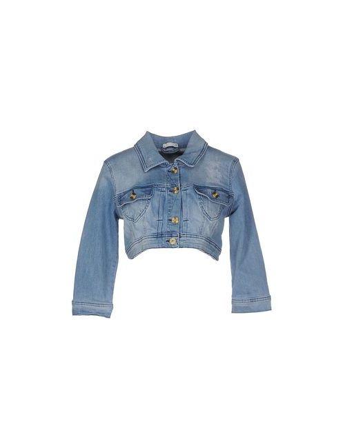 SuperTrash | Женская Синяя Джинсовая Верхняя Одежда