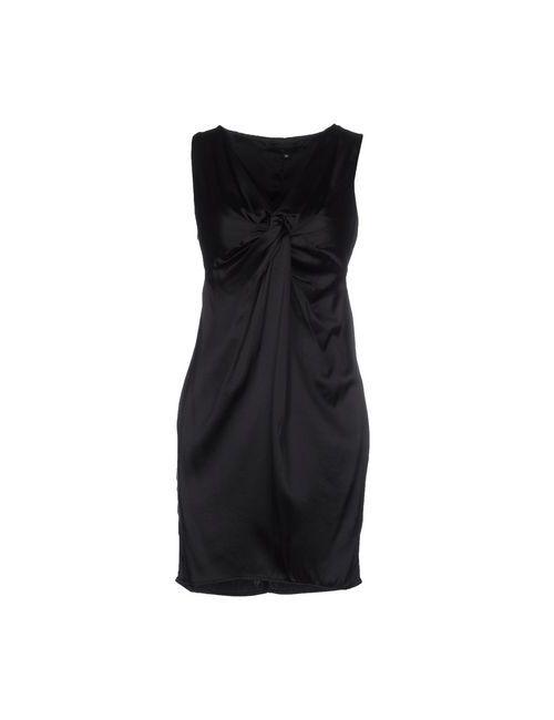 Katia G. | Женское Чёрное Короткое Платье