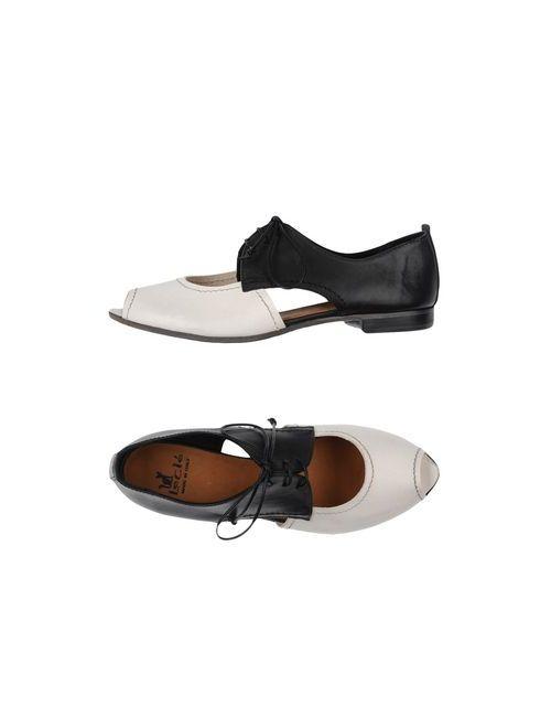 Leclé | Женская Обувь На Шнурках