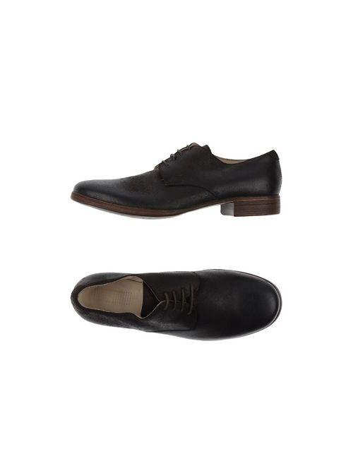 01000010 By Boccaccini | Женская Серая Обувь На Шнурках