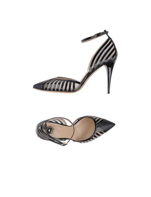 ELISABETTA FRANCHI | Женские Чёрные Туфли