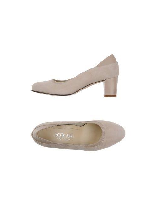 Scolaro | Женские Бежевые Туфли