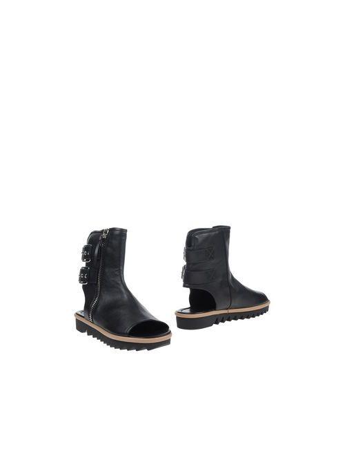 Giuseppe Zanotti Design | Мужские Чёрные Полусапоги И Высокие Ботинки