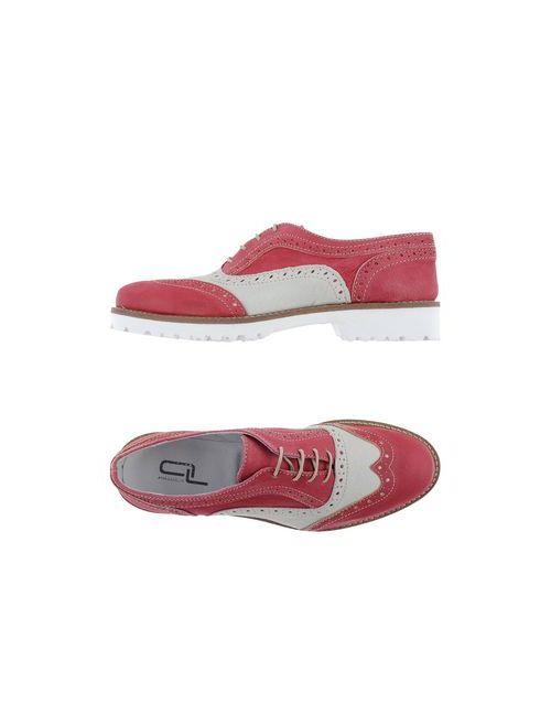 Ana Lublin | Женская Розовая Обувь На Шнурках