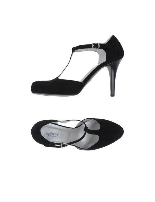 Nero Giardini | Женские Чёрные Туфли