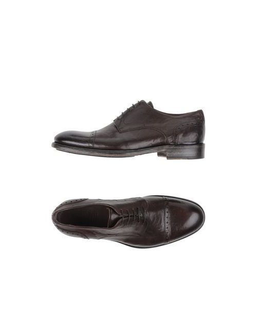 Corvari | Мужская Коричневая Обувь На Шнурках
