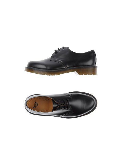 Dr. Martens | Женская Черный Обувь На Шнурках