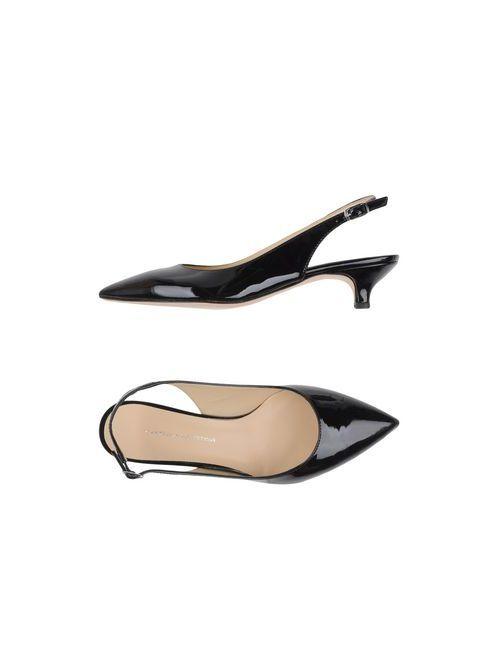 Cartechini | Женские Чёрные Туфли