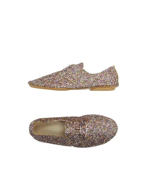 Anniel | Женская Фуксия Обувь На Шнурках