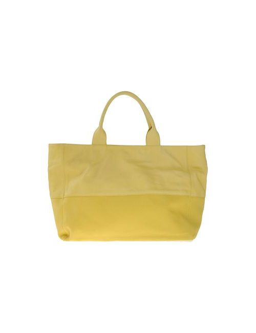 Pinko Bag | Женская Жёлтая Сумка На Руку