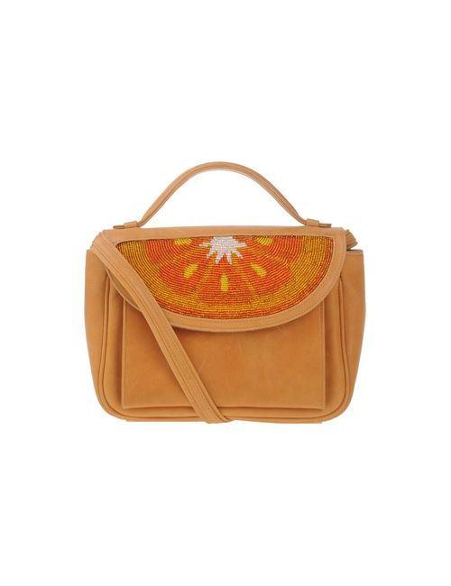 Sarah's Bag | Женская Верблюжья Сумка На Руку