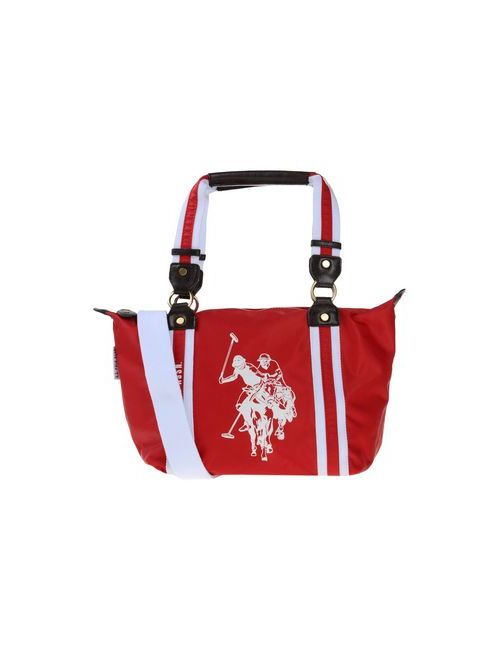 U.S. Polo Assn. | Женская Красная Сумка На Руку
