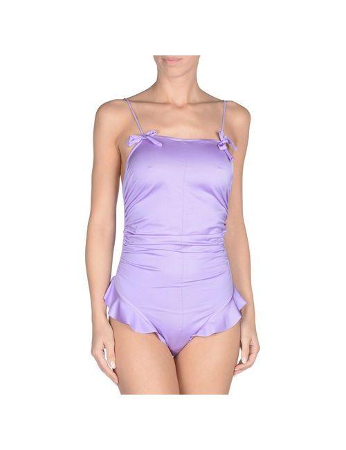 Ungaro | Женский Фиолетовый Слитный Купальник