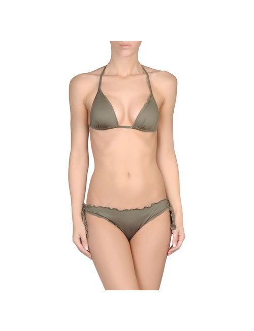 Bikini 77 Beachwear | Женское Зелёное Бикини