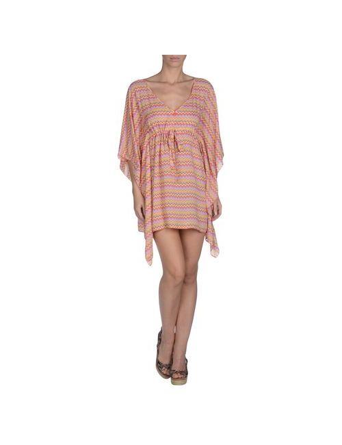 Liu •Jo Beachwear | Женское Жёлтое Пляжное Платье