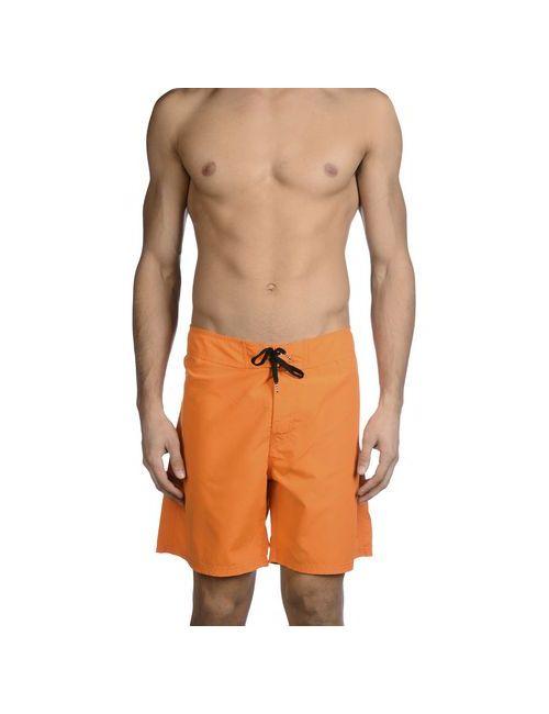 Billabong | Мужские Оранжевые Пляжные Брюки И Шорты
