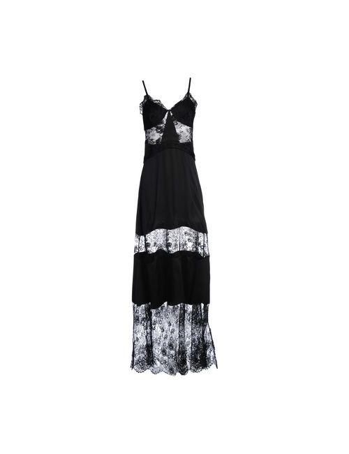 LARUSMIANI  MILANO | Женское Чёрное Длинное Платье