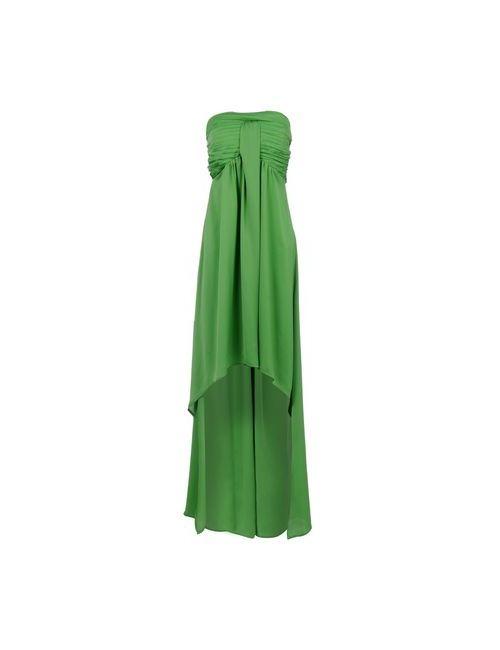 Annarita N.   Женское Зелёное Длинное Платье