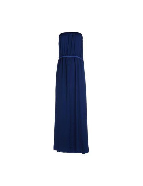 Toy G. | Женское Синее Длинное Платье