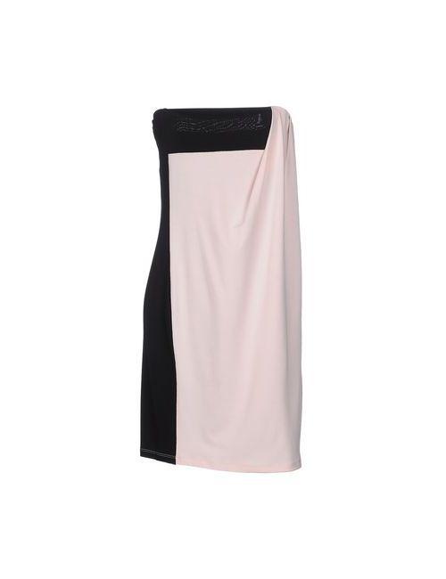 Nioi | Женское Розовое Короткое Платье