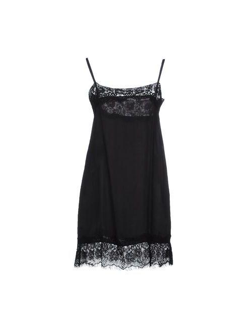 G.Sel | Женское Чёрное Короткое Платье