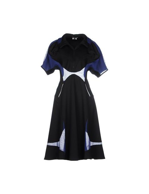JUNYA WATANABE COMME DES GARCONS | Женское Чёрное Платье До Колена