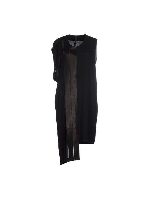 Ilaria Nistri | Женское Черный Короткое Платье