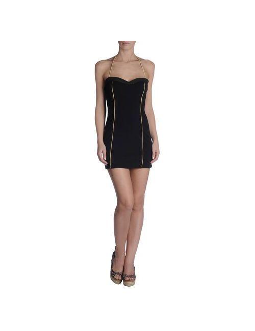 Frankie Morello Sexywear | Женское Чёрное Пляжное Платье