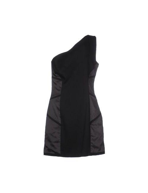 Versus | Женское Черный Короткое Платье