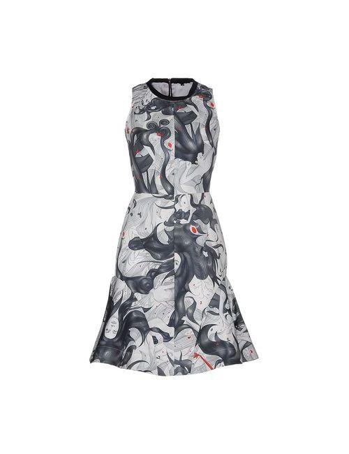 Koonhor | Женское Чёрное Короткое Платье