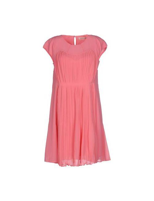 Je M'En Fous | Женское Фиолетовое Короткое Платье
