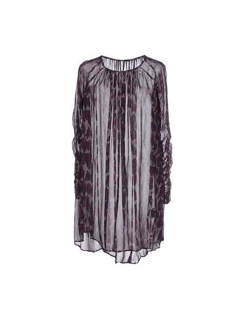 Ra-Re | Женское Фиолетовое Короткое Платье
